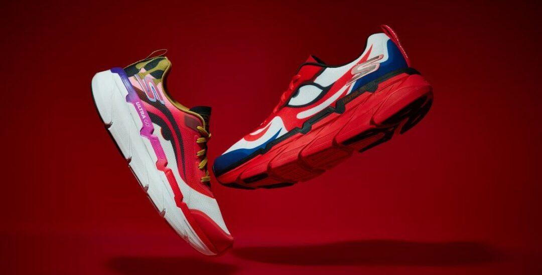 Coole Sneaker mit dem Style von Kansai Yamamoto
