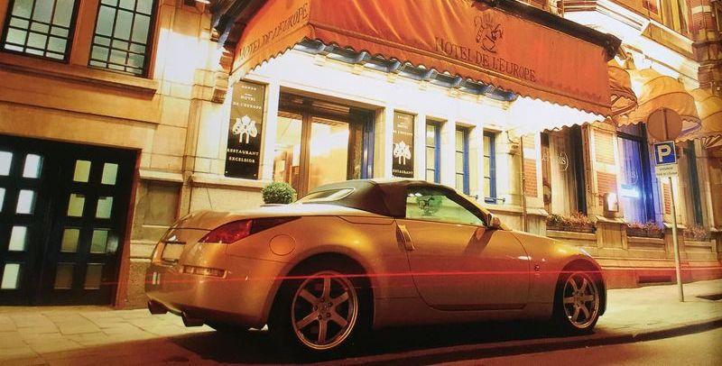 Getestet: Nissan 350Z Roadster