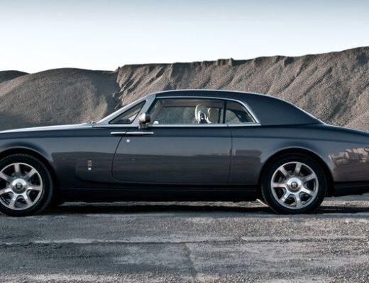 Getestet: Rolls-Royce Phantom Coupé