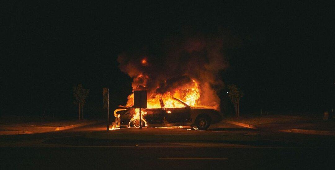 Immer mehr Elektroautos brennen ab