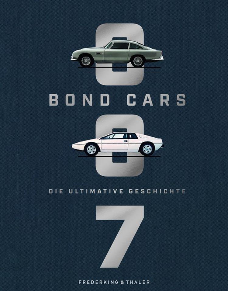 Alle Autos von James Bond