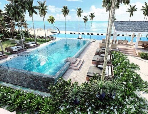 Cora Cora Maldives Resort launcht eigene App